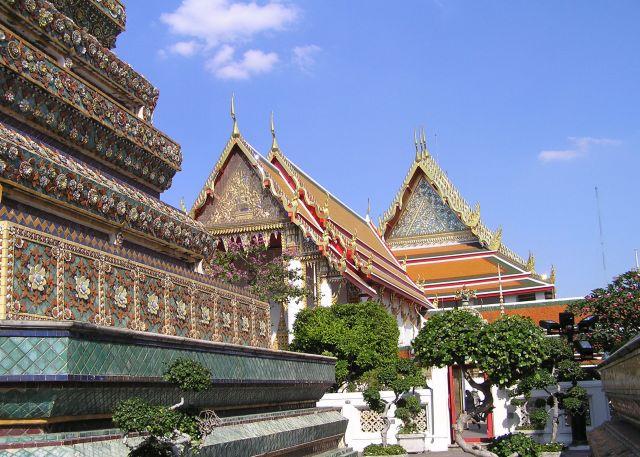 Zdjęcia: Wat Po, Bangkok, najstarsza światynia Bangkoku, TAJLANDIA