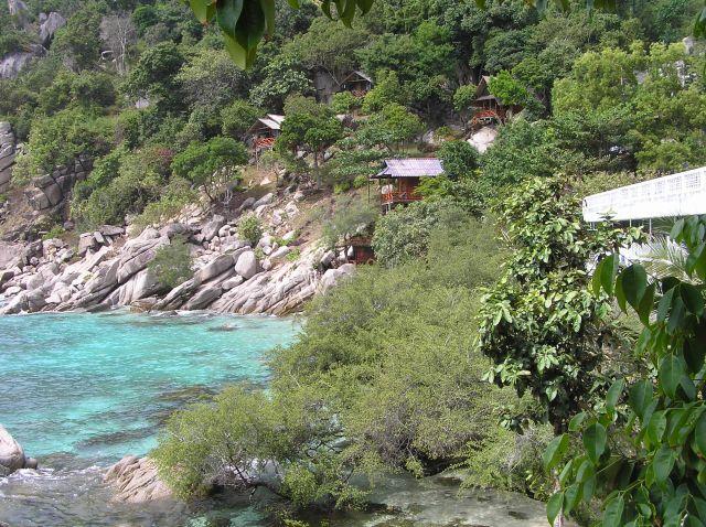 Zdjęcia: Ko Tao, Zatoka Tajlandzka, U pani Ping Pong, TAJLANDIA