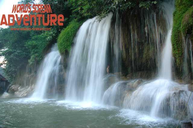 Zdjęcia: Wodospad, TAJLANDIA