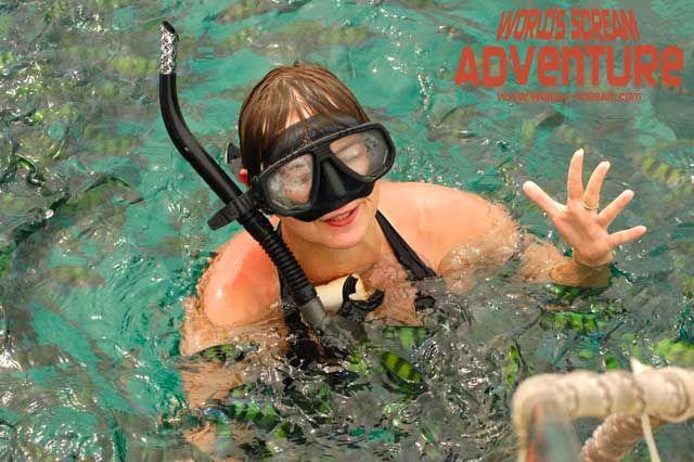 Zdj�cia: Krabi, Snorkling, TAJLANDIA