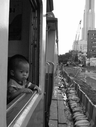Zdj�cia: Bangkok, Poranny wyjazd z Bangkoku, TAJLANDIA