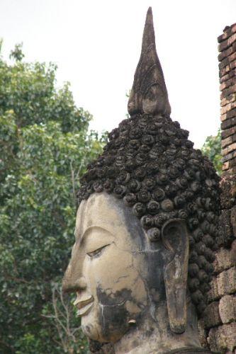 Zdjęcia: Sukothai, Budda2, TAJLANDIA