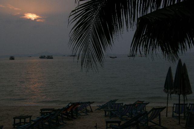 Zdjęcia: Pattaya, zachód słońca2, TAJLANDIA