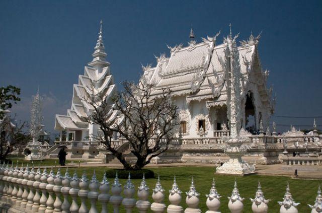 Zdjęcia: Przy granicy z Laosem, Jak z lukru , TAJLANDIA