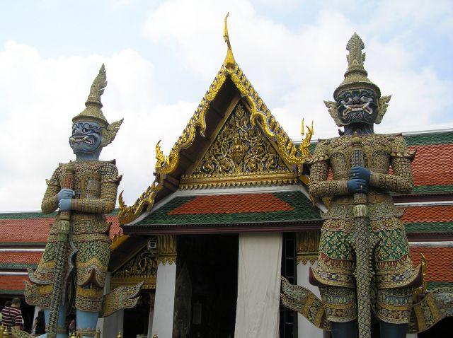 Zdjęcia: Bangkok, Grand Palace Bangkok, TAJLANDIA