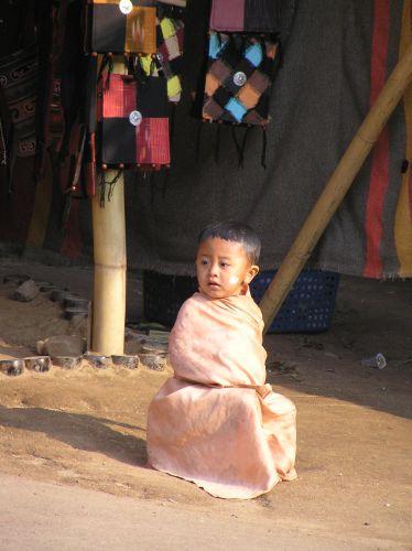 Zdjęcia: wioska Karenów, północ Tajlandii, proszę nie podglądać, TAJLANDIA