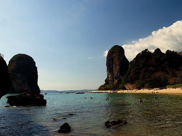 Zdjęcia: Railay, Krabi, Phra Nang, TAJLANDIA
