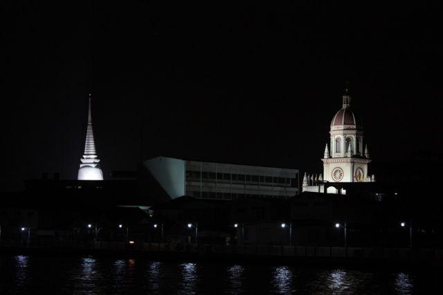 Zdjęcia: rejs po rzece Chao Praya, Bangkok nocą 5, TAJLANDIA