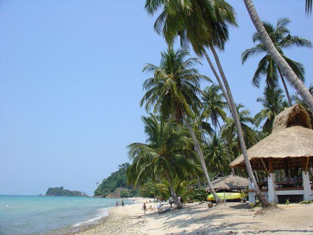 Zdjęcia: Koh Chang, Plaża na Koh Chang, TAJLANDIA
