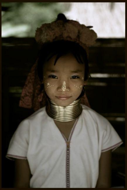 Zdjęcia: Pogranicze Tajlandii z Birmą, Karen Long Neck, TAJLANDIA