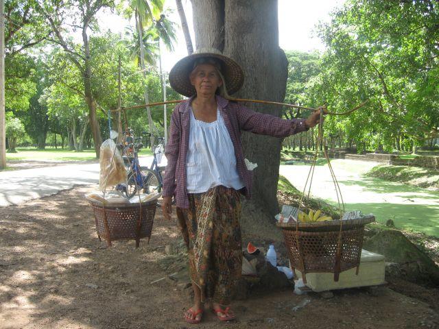 Zdjęcia: Historical Park, Sukhothai, Tajka, TAJLANDIA