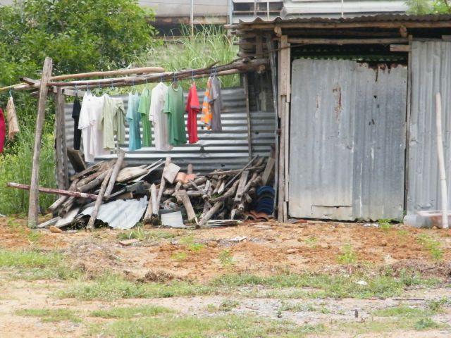 Zdjęcia: Bangkok, A tak mieszkaja jeszcze zwykli ludzie w Tajlandii, TAJLANDIA