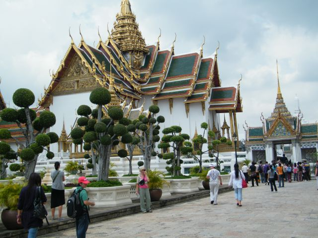 Zdjęcia: Bangkok, Grand Palace-Bangkok , TAJLANDIA