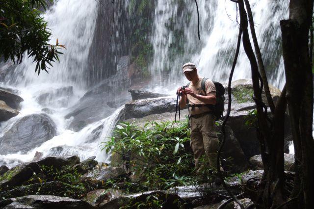 "Zdjęcia: Dżungla, Chiang Mai, "" Tataje :) "", TAJLANDIA"