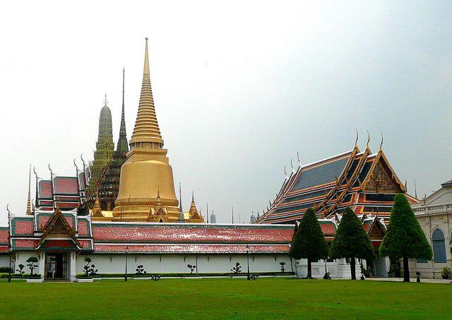 Zdjęcia: Pałac, Bangkok, Pałac królewski, TAJLANDIA