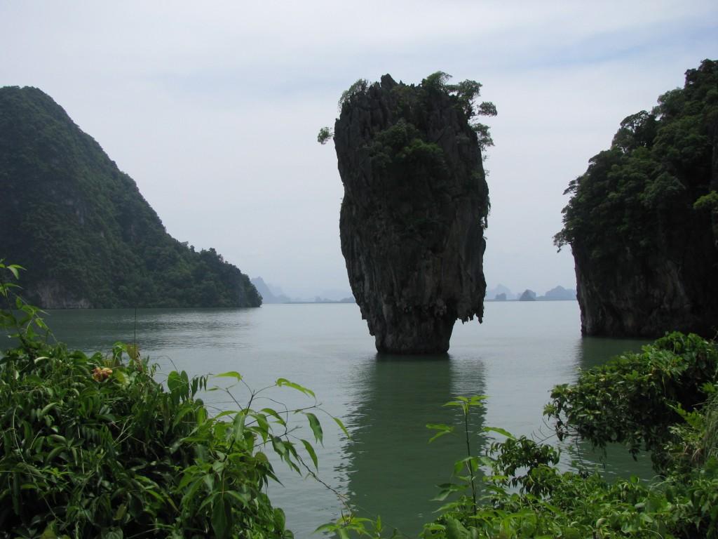 Zdjęcia: zatoka Phang Nga, Morze Andamańskie, GWÓŹDŹ, TAJLANDIA