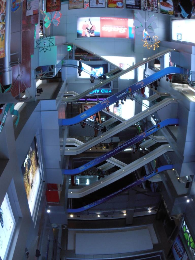 Zdjęcia: .., bangkok, centrum handlowe, TAJLANDIA
