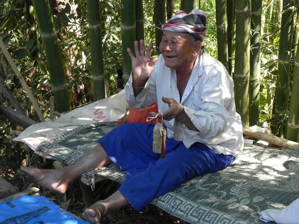 Zdjęcia: .., chiang mai, staruszka, TAJLANDIA