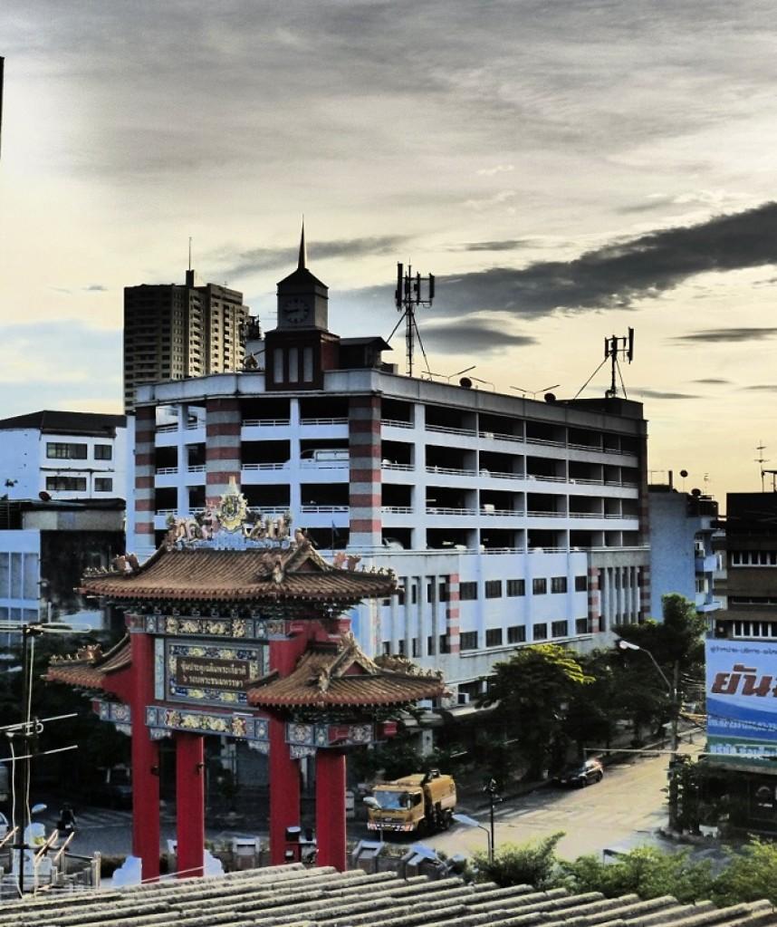 Zdjęcia: Bangkok, Dzielnica Chińska , TAJLANDIA
