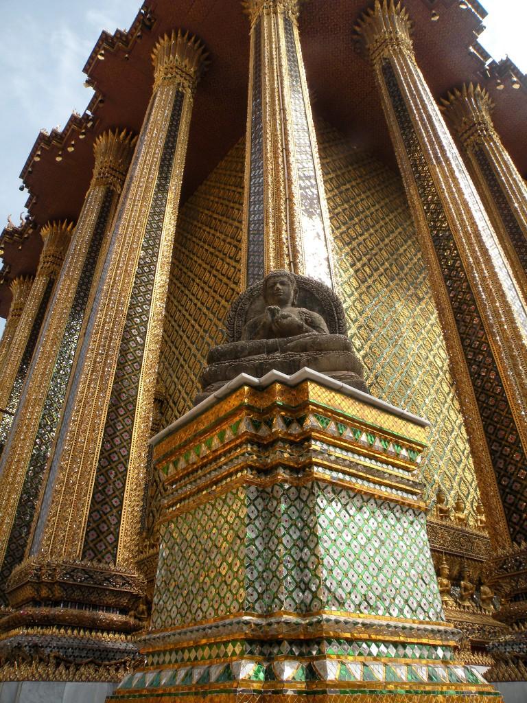 Zdjęcia: Wielki Pałac Królewski, Bangkok, Kopleks pałacowy, TAJLANDIA