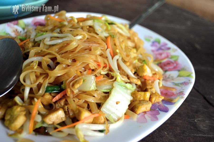 Zdjęcia: Chiang Mai, Chiang Mai, typowa potrawa tajska, TAJLANDIA