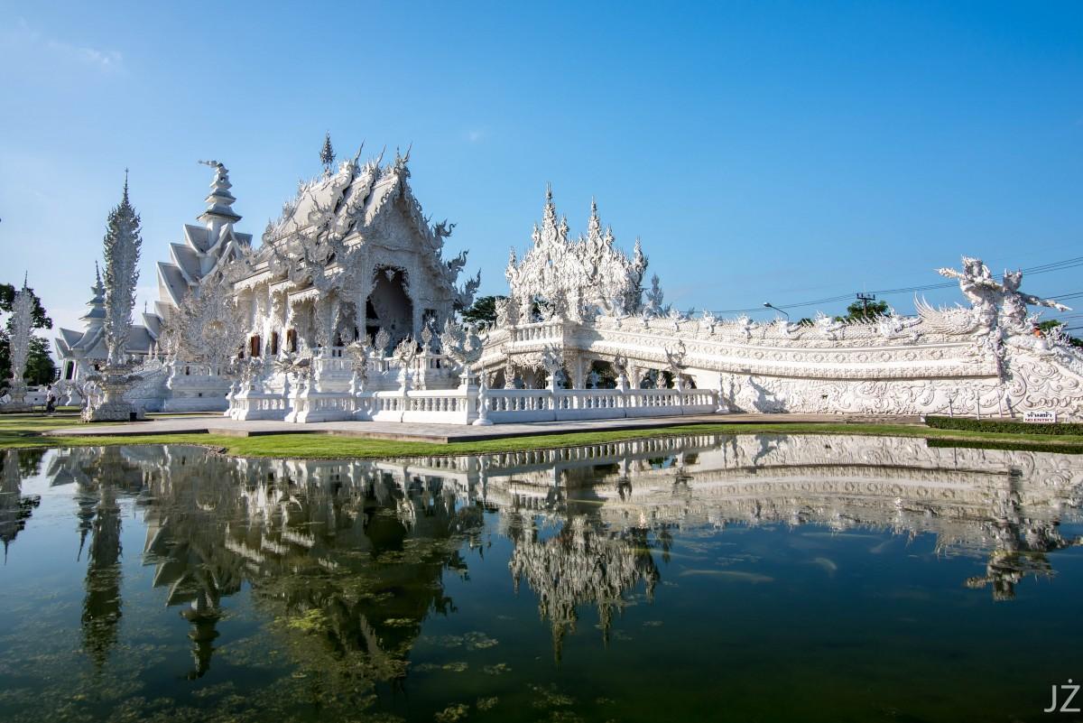 Zdjęcia: Wat Rond Khun, Chiang Rai, Biała Świątynia, TAJLANDIA