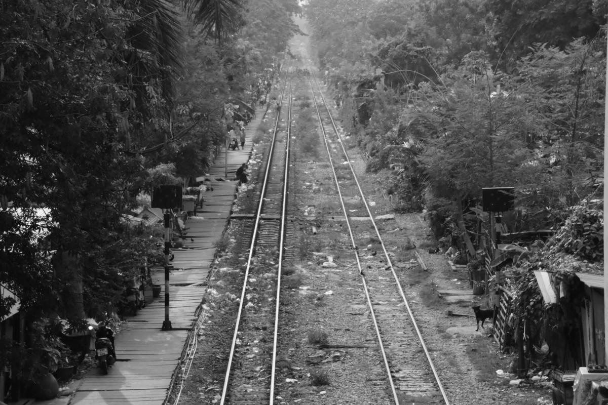 Zdjęcia: Phaya Thai, Bangkok , Phaya Thai station view , TAJLANDIA