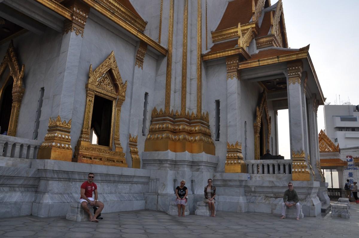 Zdjęcia: Dzielnica Chińska, Bangkok, U źródeł Buddyzmu, TAJLANDIA