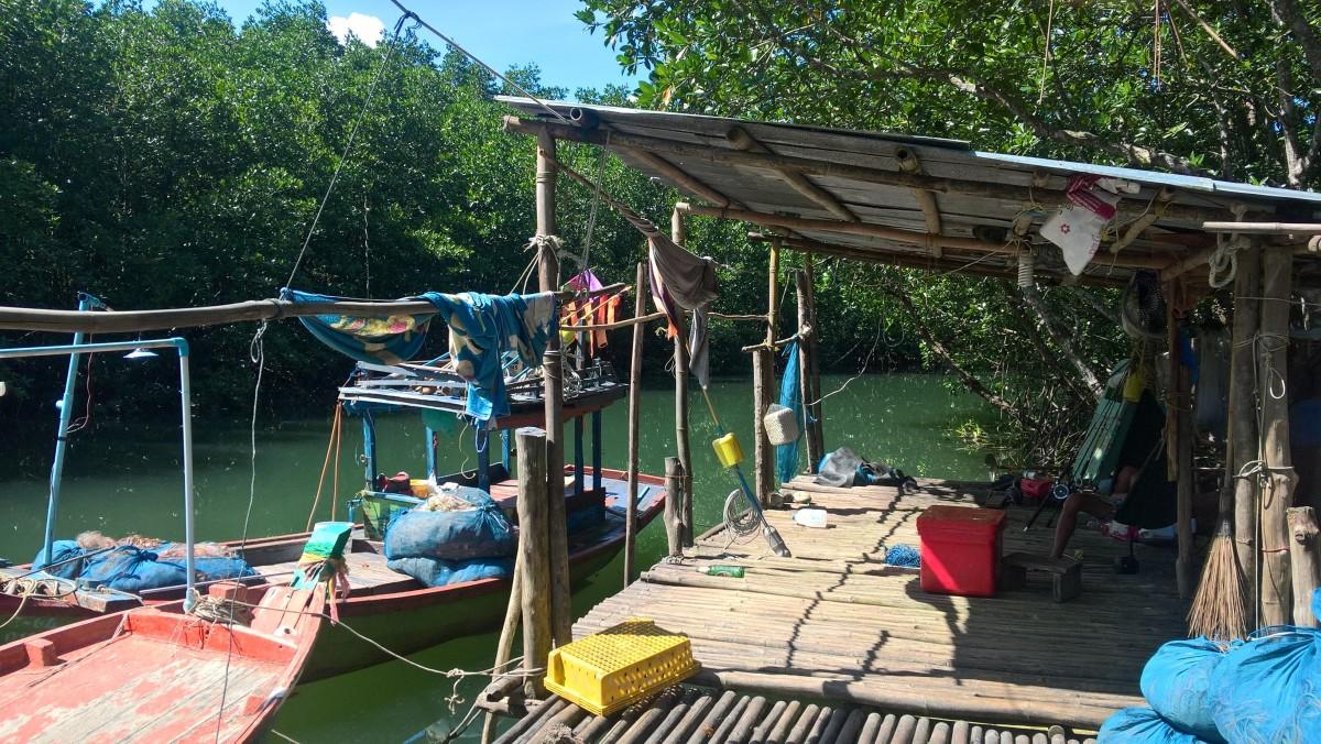 Zdjęcia: Ko Chang, Ko Chang, Żyjąc na wodzie, TAJLANDIA