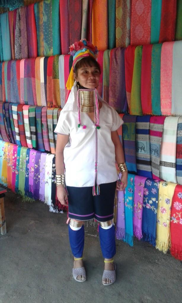 Zdjęcia: Wioska Długich Szyi, Wioska Długich Szyi, TAJLANDIA