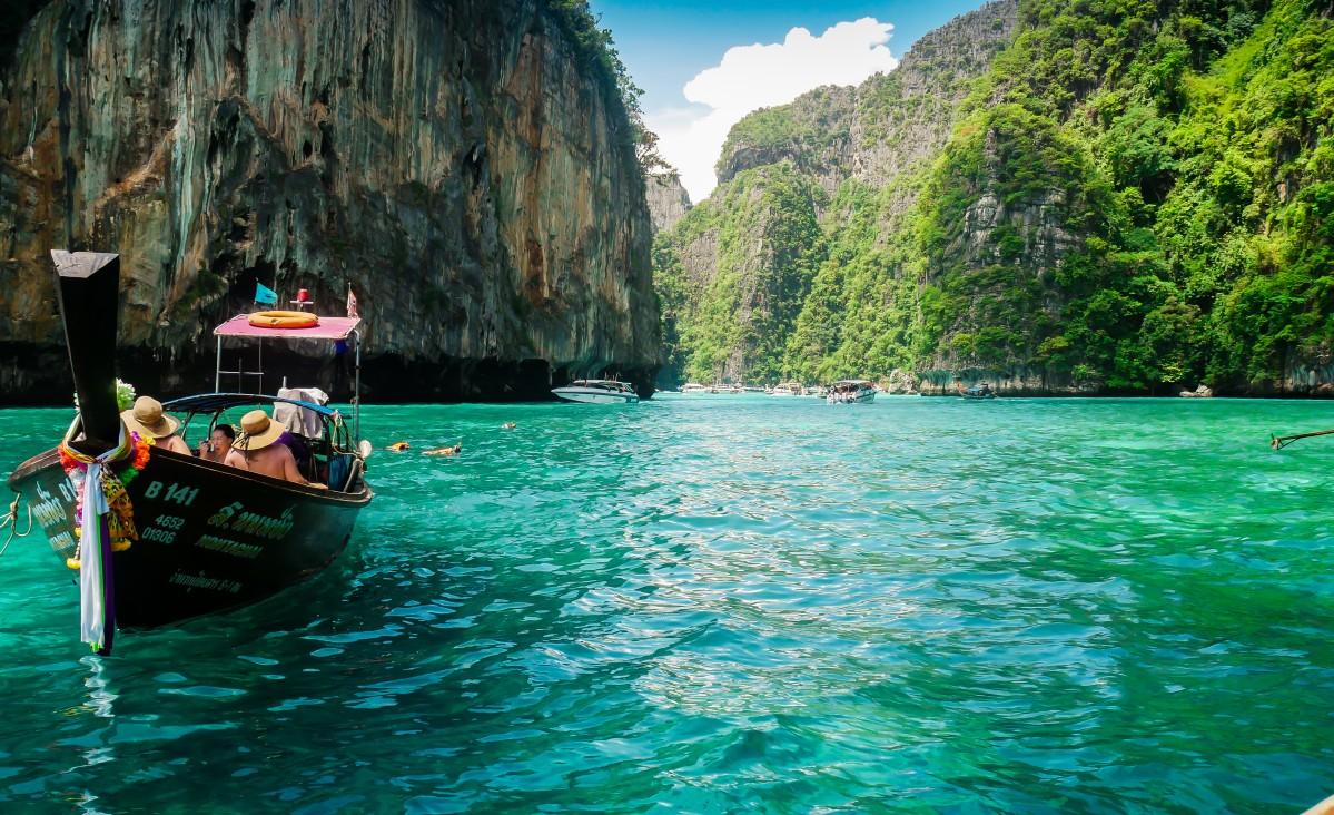 Zdjęcia: Koh Phi Phi, Prowincja Krabi, Tajlandia, TAJLANDIA