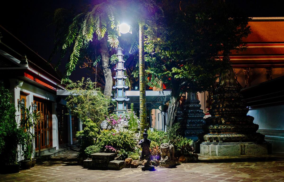 Zdjęcia: Bangkok, Wat Phra, TAJLANDIA