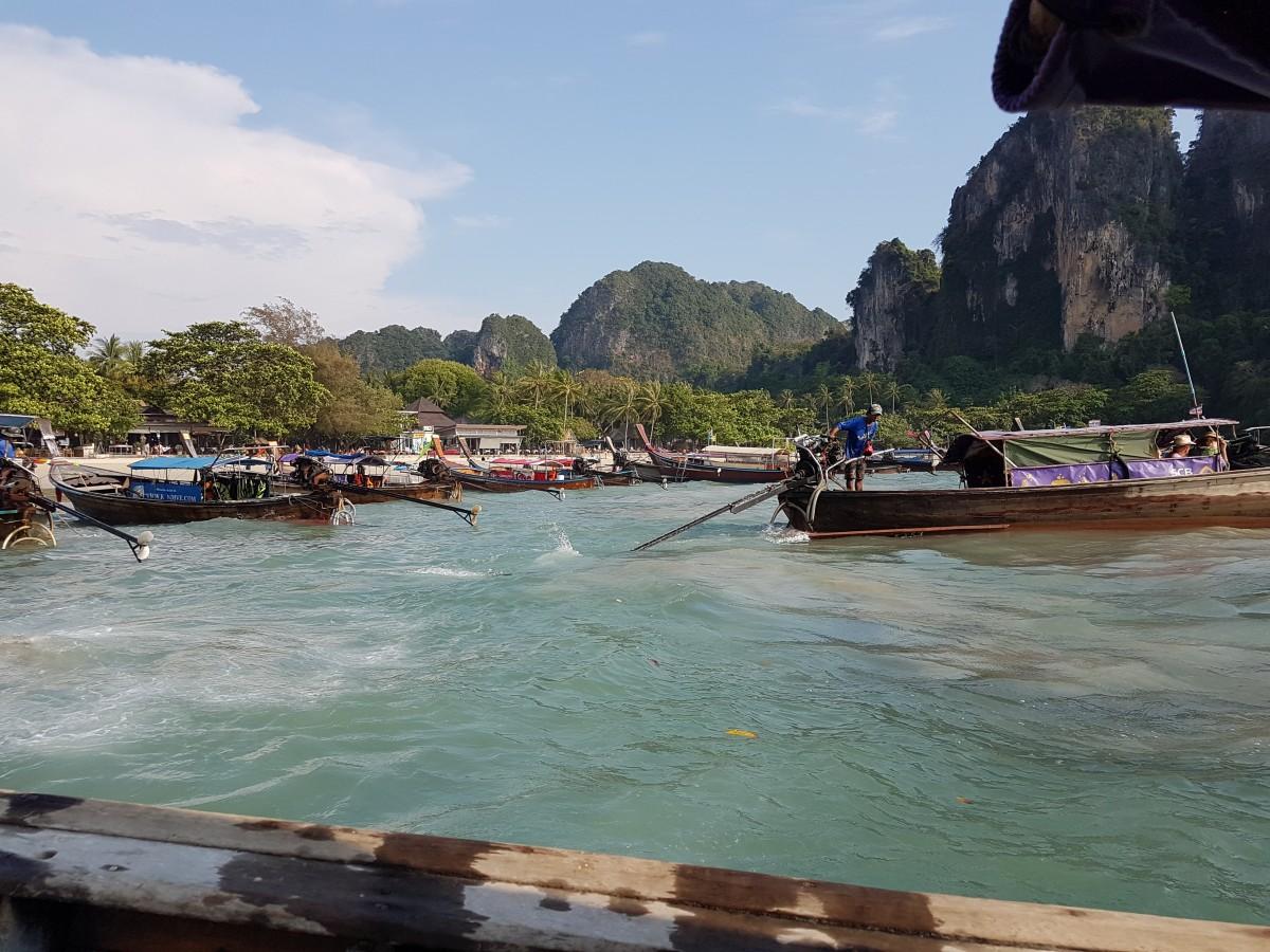 Zdjęcia: Ao nang, Krabi, Tajlandia, TAJLANDIA