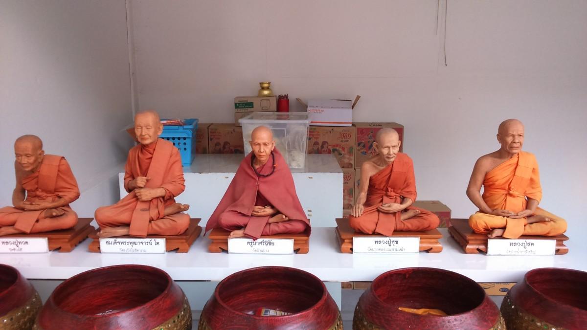 Zdjęcia: Bangkok, Azja, tajskie dewocjonalia 2, TAJLANDIA