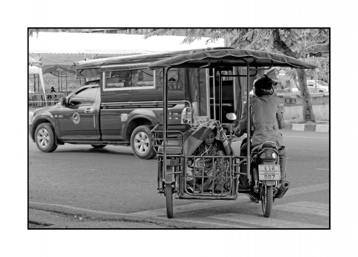 Zdjęcia: Chiang Mai, Lamphun, Szybki transport, TAJLANDIA