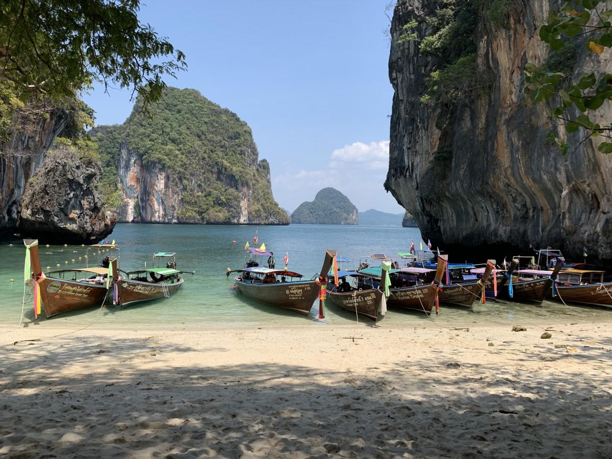 Zdjęcia: Phi phi, -phi phi, Raj, TAJLANDIA