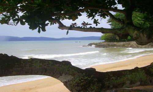 Zdjęcie TAJLANDIA / wybrzeże Morza Andamańskiego / Ao Nang / po burzy w zatoce Ao Nang
