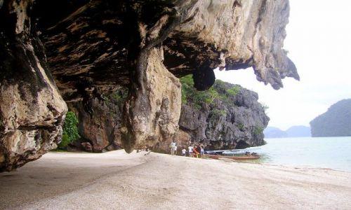 Zdjecie TAJLANDIA / południowa Tajlandia / James Bond Island /