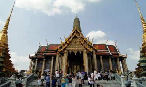 TAJLANDIA / - / Bangkok / Pałac Królewski