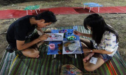 Zdjęcie TAJLANDIA / - / Chiang Rai / Spędzanie wolnego czasu w chińskiej dzielnicy