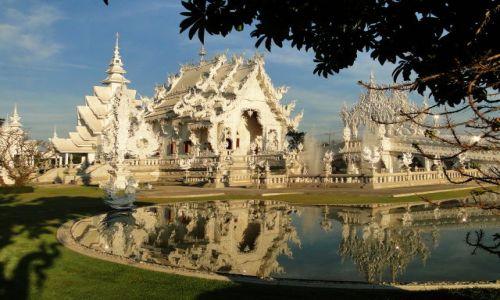 Zdjecie TAJLANDIA / - / Phitsanulok / Współczesna świątynia