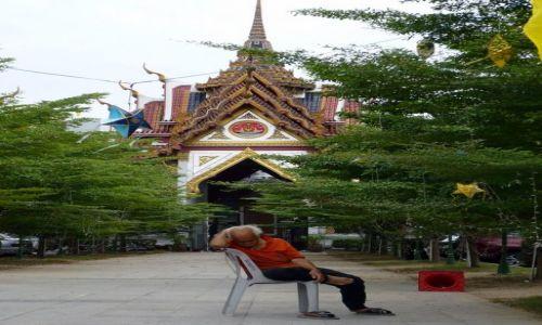 Zdjecie TAJLANDIA / - / Bangkok / Rest In Peace
