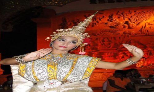 TAJLANDIA / - / Chang Rai / Tańce z północy Tajlandii