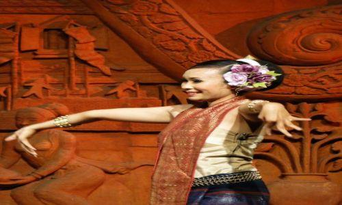Zdjecie TAJLANDIA / - / Chang Rai / Tańce z północy Tajlandii