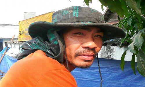 Zdjecie TAJLANDIA / Bangkok / Sam Yan / Konkurs murzrz z Sam Yan