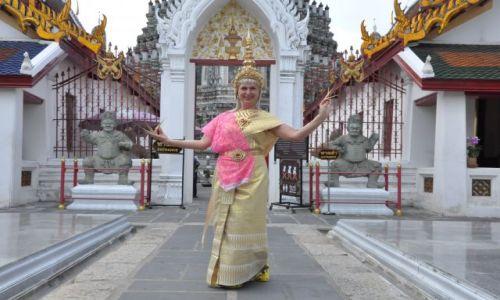 Zdjecie TAJLANDIA / Bangkok / Wat Arun – Świątynię Świtu / Nowa Tajska Bogini
