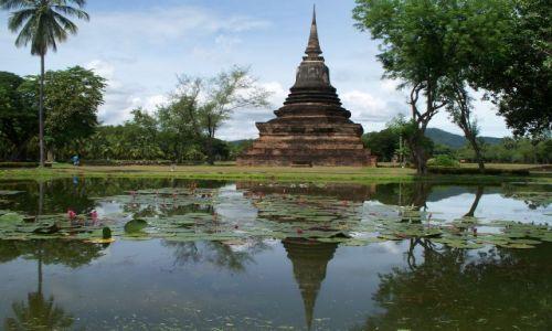 Zdjecie TAJLANDIA / Sukhothai / Oldcity / Sukhothai