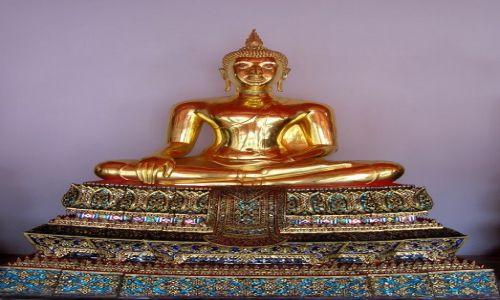 Zdjęcie TAJLANDIA / - / Bangkok / Budda