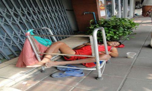 Zdjecie TAJLANDIA / - / Chiang Rai / Odpoczynek