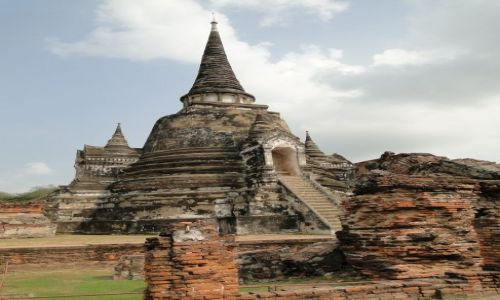 Zdjęcie TAJLANDIA / - / Ayutthaya / Ayutthaya